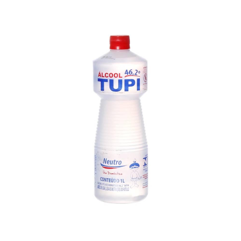 Álcool 46,2° INPM 1L – TUPI