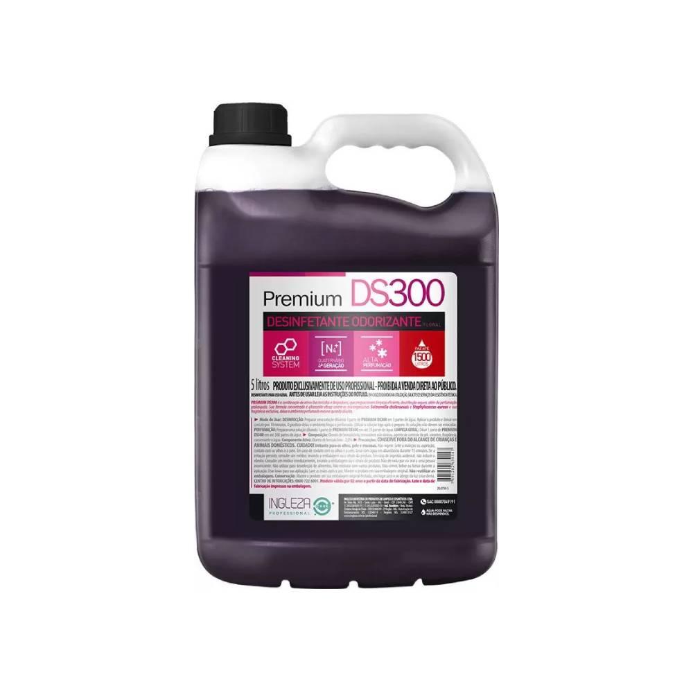 Desinfetante Concentrado Bry Plus DS300 5L – INGLEZA
