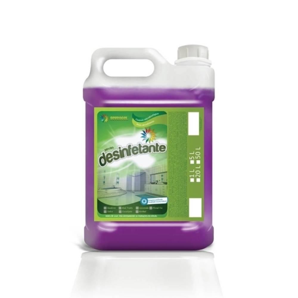 Desinfetante Concentrado Lavanda 5L – SEVENGEL