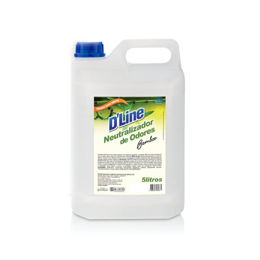 Neutralizador de Odores Bamboo 5L – PREMISSE
