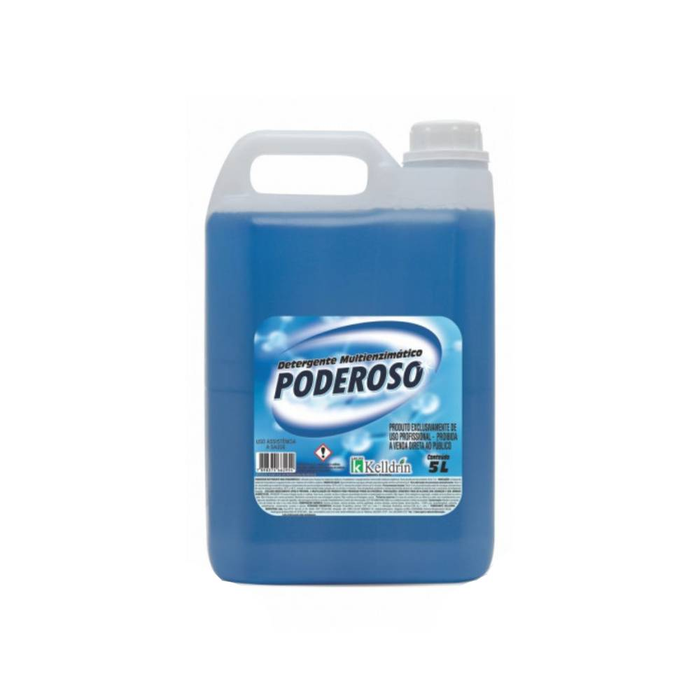Detergente Enzimático 5L – KELLDRIN