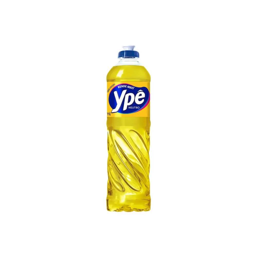 Detergente Neutro 500ml – YPÊ