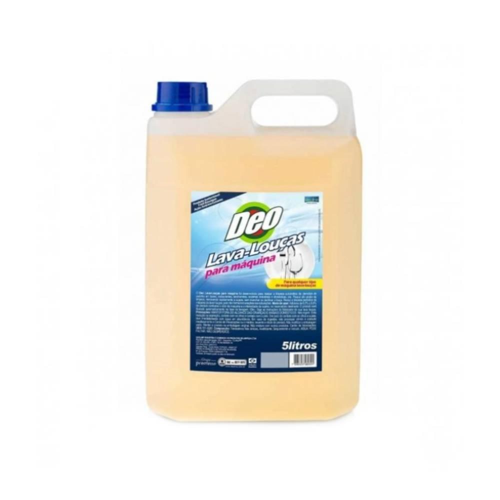 Detergente DEO para Máquina Lava Louças 5L – PREMISSE