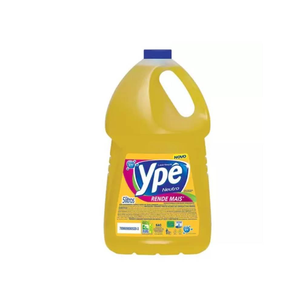 Detergente Neutro 5L – YPÊ