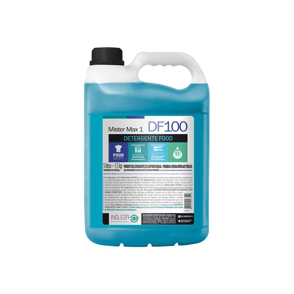 Detergente FOOD Mister Max DF100 5L – INGLEZA