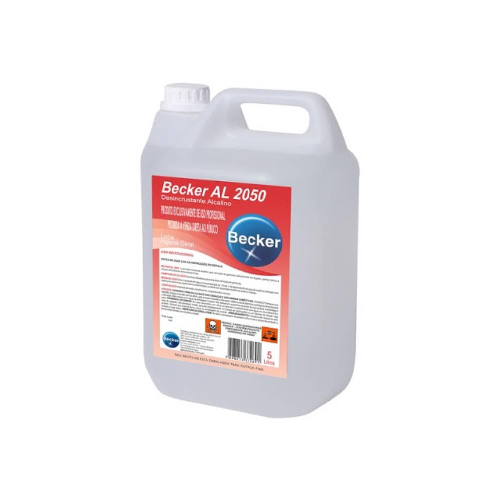 Desincrustante Gordura Carbonizada AL2050 5L – BECKER