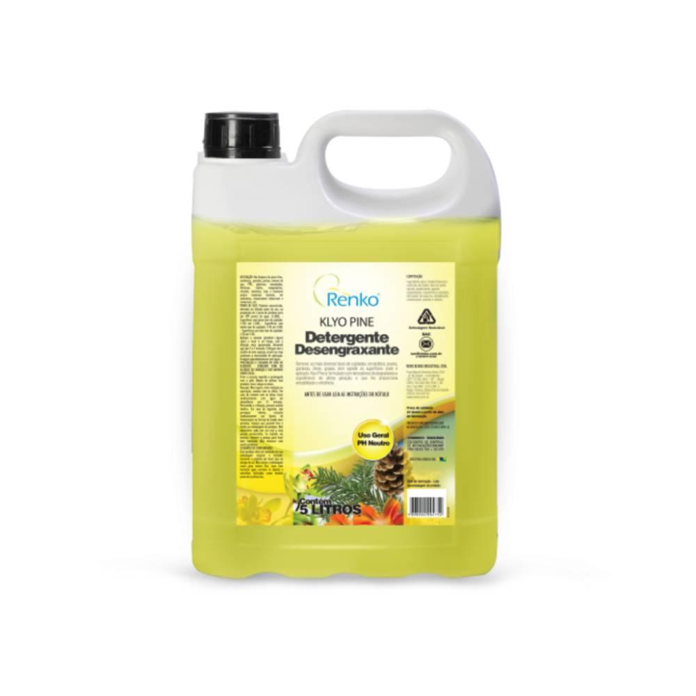 Detergente Desengraxante KYLO PINE 5L – RENKO