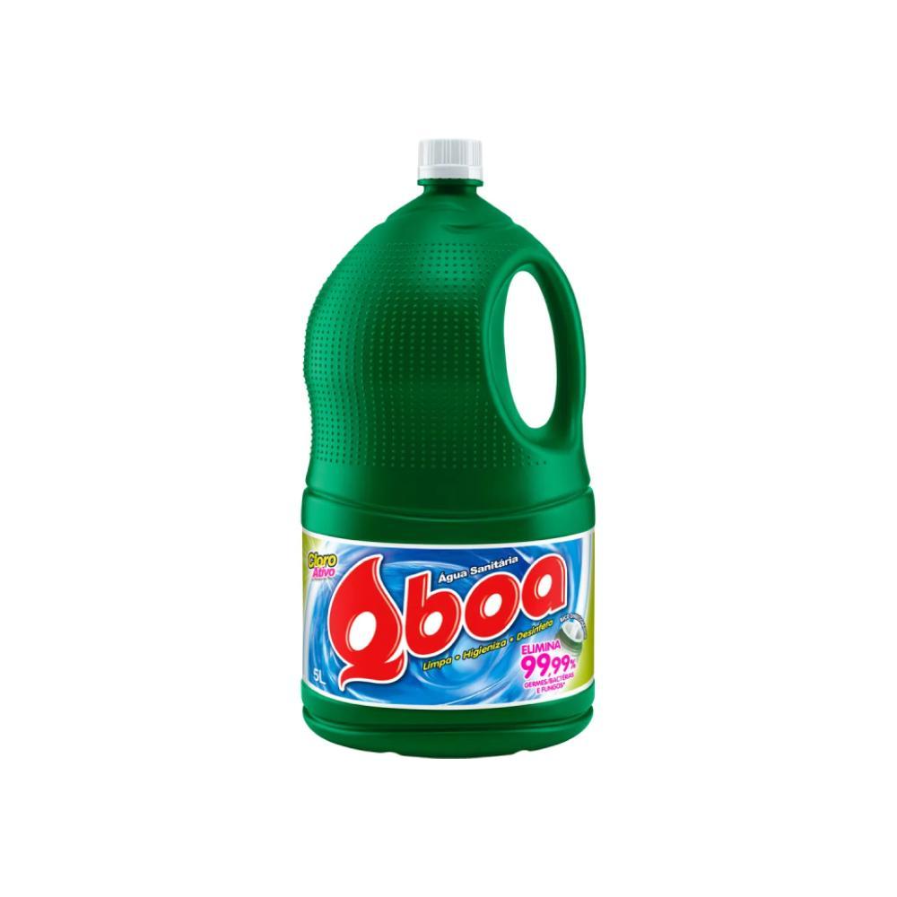 Água Sanitária 5L – QBOA
