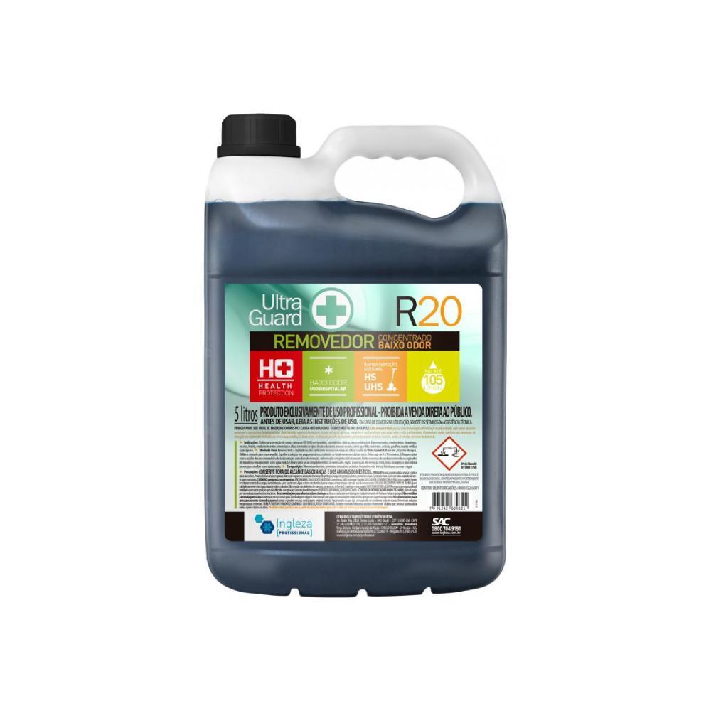 Removedor Concentrado Baixo Odor Ultra Guard R20 5L – INGLEZA