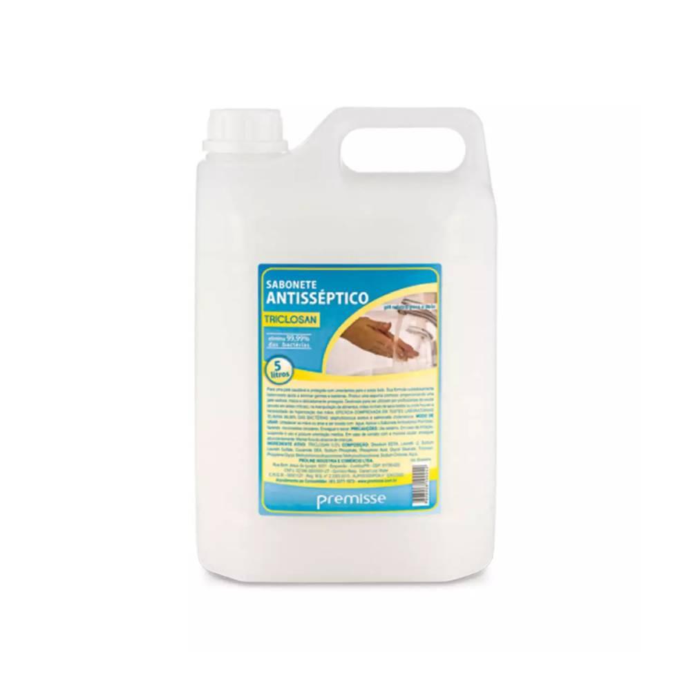 Sabonete Antisséptico Triclosan 5L – PREMISSE