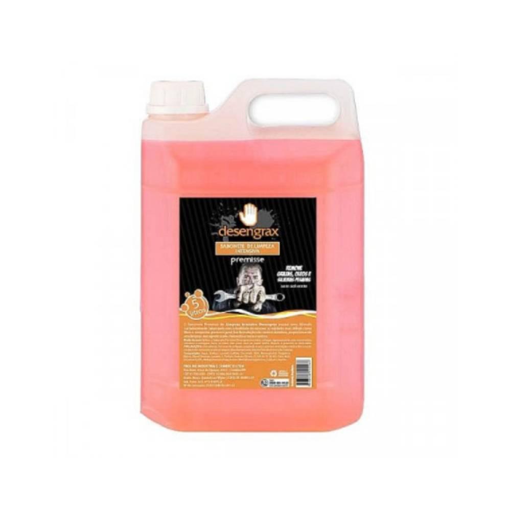 Sabonete Líquido Desengrax Limpeza Intensiva 5L – PREMISSE