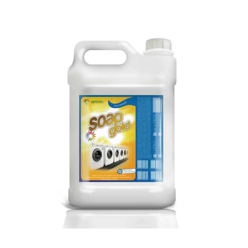 Detergente Umectante Soap Gold 5L – SEVENGEL