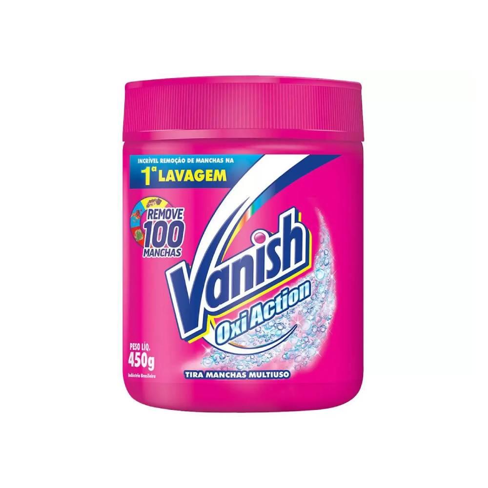 Tira Mancha em pó 450g – VANISH
