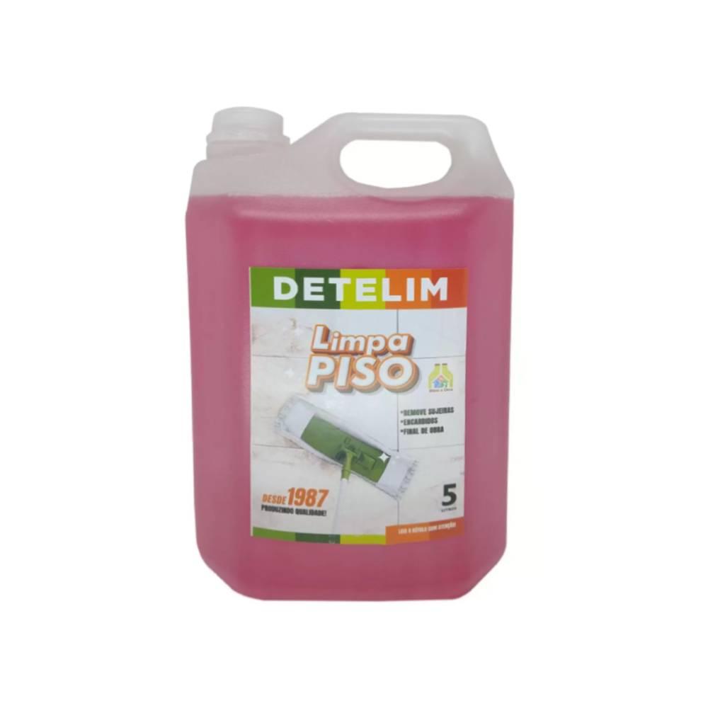 Detergente Ácido Limpa Piso Detelim 5L – BIRMINGHAM