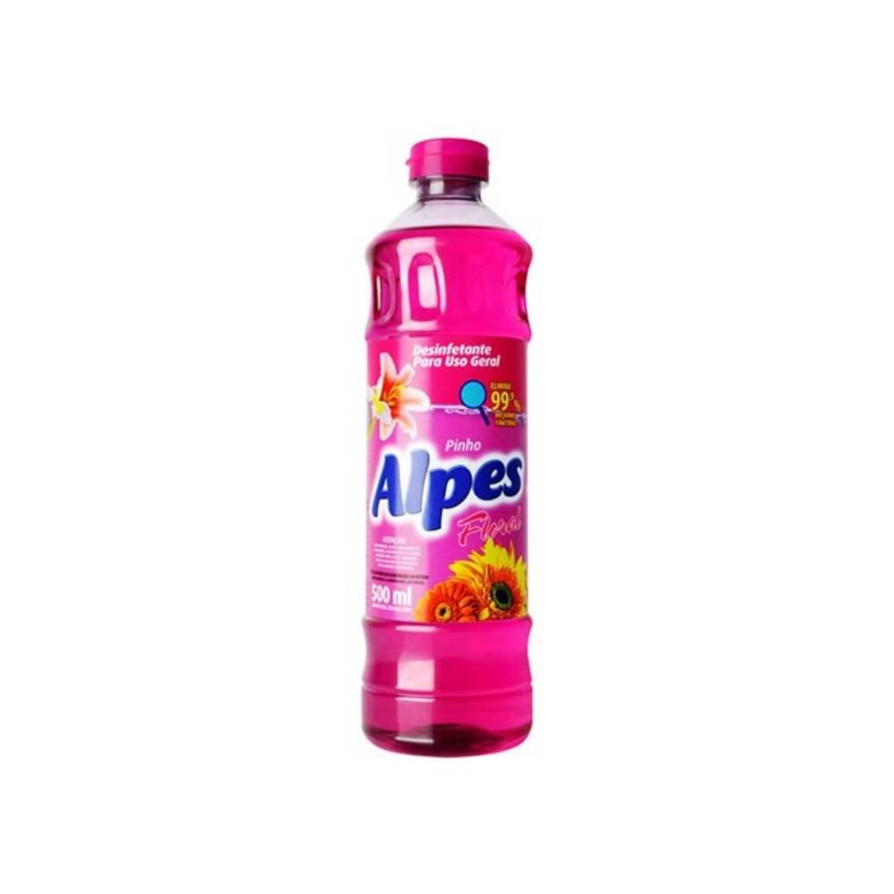 Desinfetante para Uso Geral Floral 500ml – ALPES