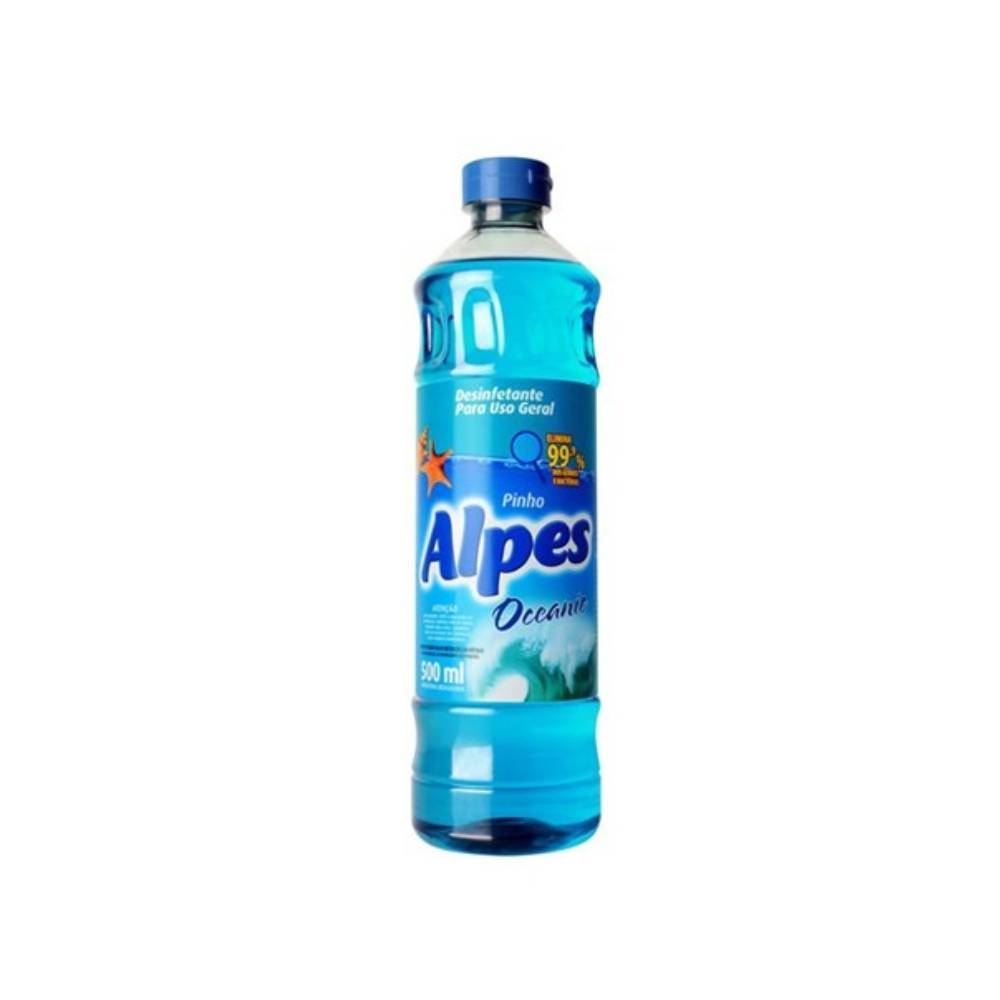 Desinfetante para Uso Geral Oceanic 500ml – ALPES