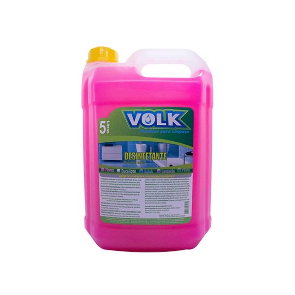 Desinfetante Floral 5L – VOLK