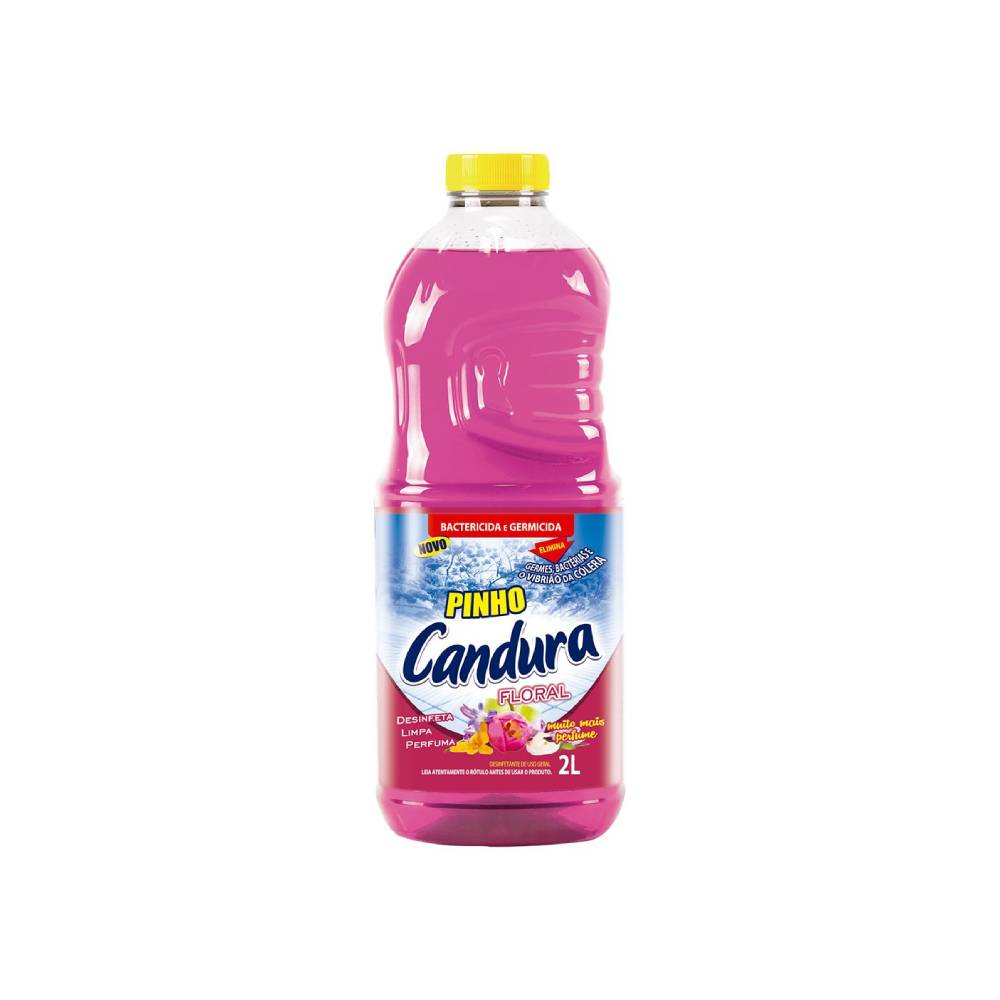 Desinfetante Floral 2L – Candura