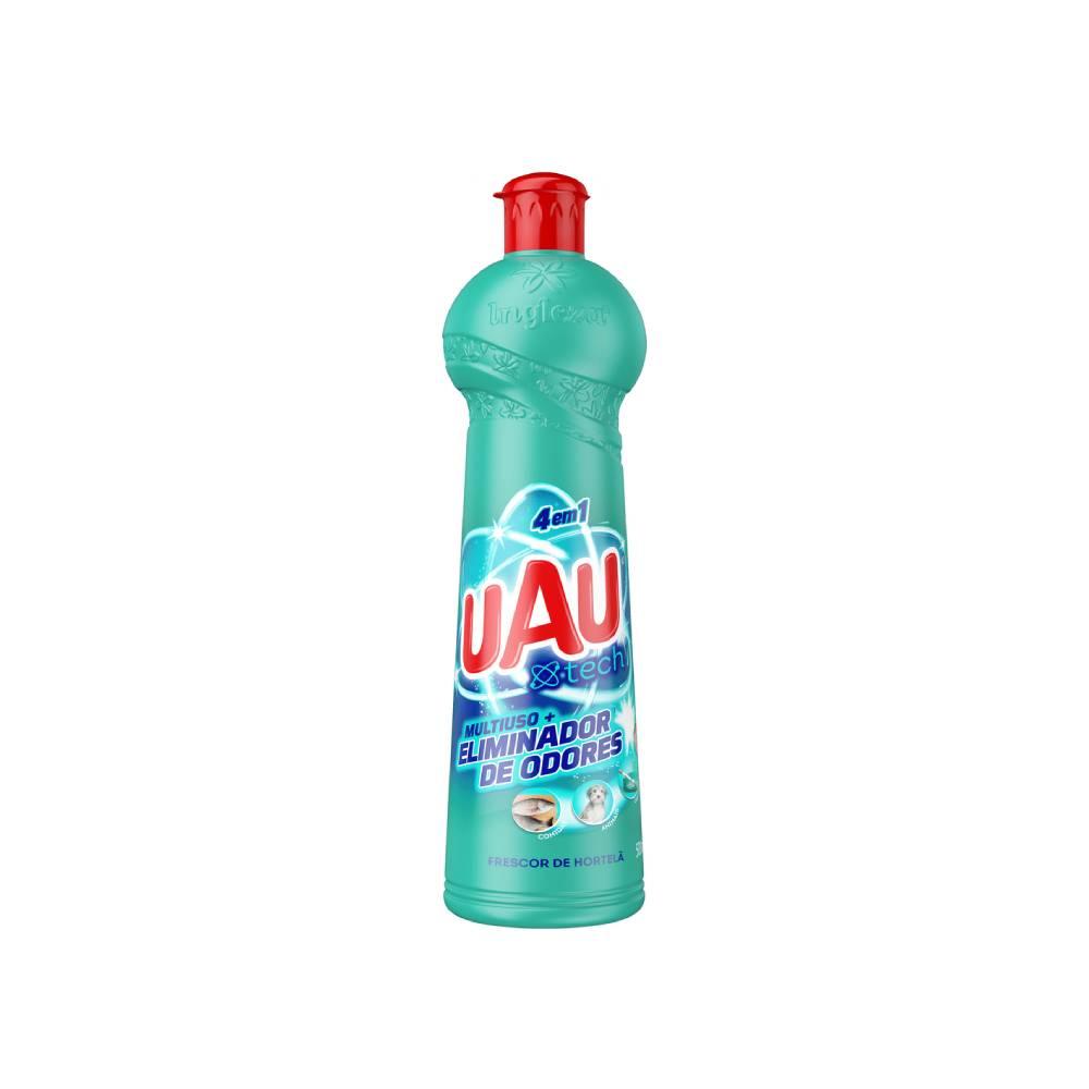 Multi Uso Eliminador de Odores 500ml UAU – INGLEZA