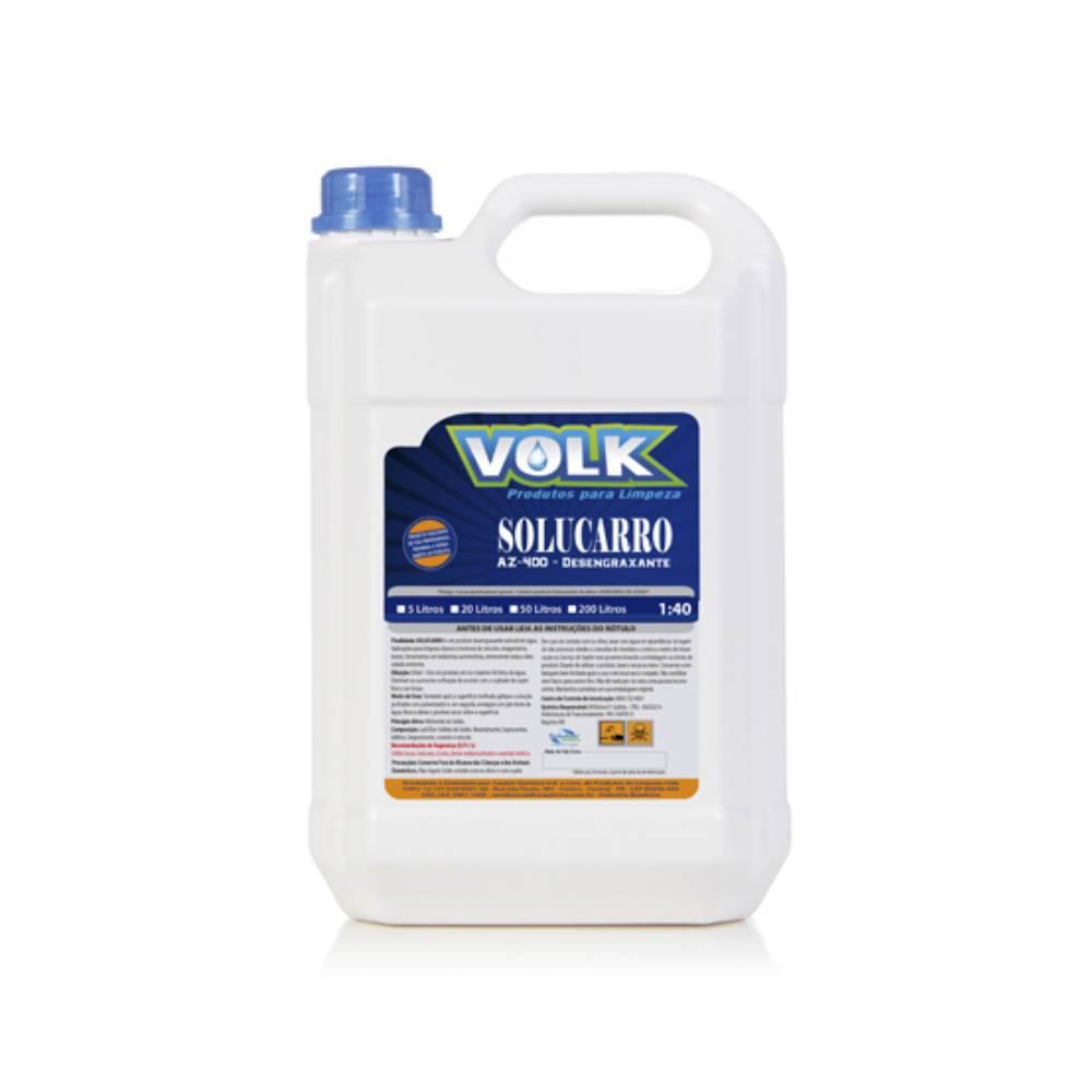 Desengordurante Alcalino Solucarro AZ400 5L – VOLK