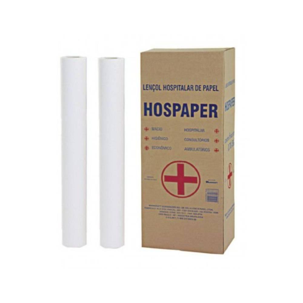 Lençol Hospitalar 50cm x 50m – HOSPAPER