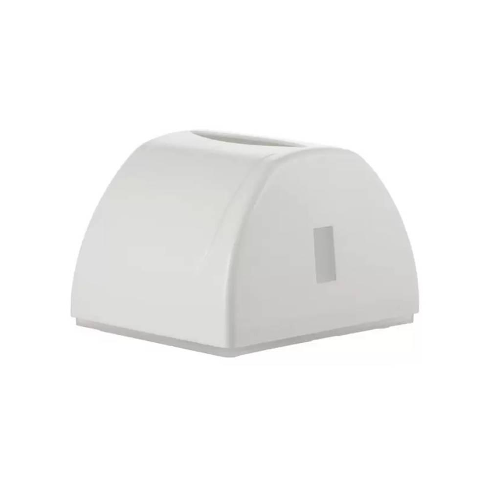 Porta Guardanapo Branco – PLESTIN