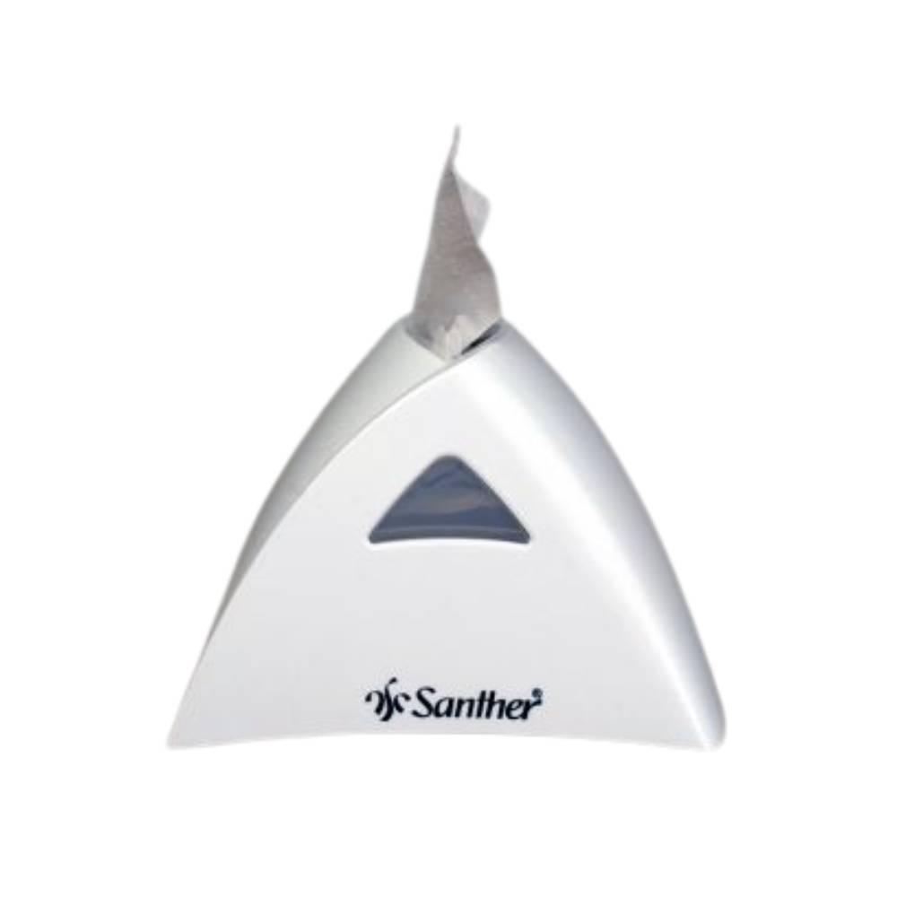 Porta Guardanapo Branco – SANTHER