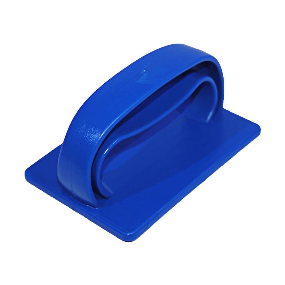 Suporte Manual para Fibraço Azul – BRALIMPIA