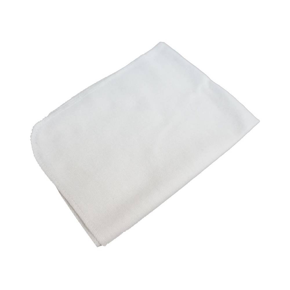 Flanela Branca 40×60 – PANOPRATIC