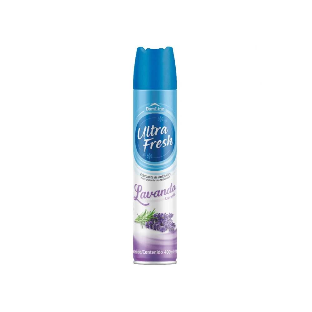 Desodorizador Lavanda 400ML – ULTRA FRESH