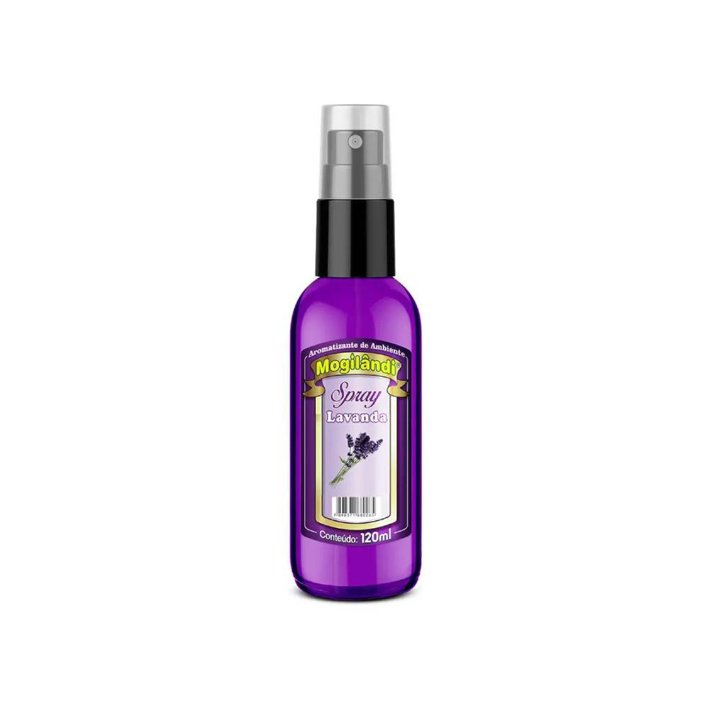 Aromatizante Ambiental Spray 120ml – MOGILÂNDI