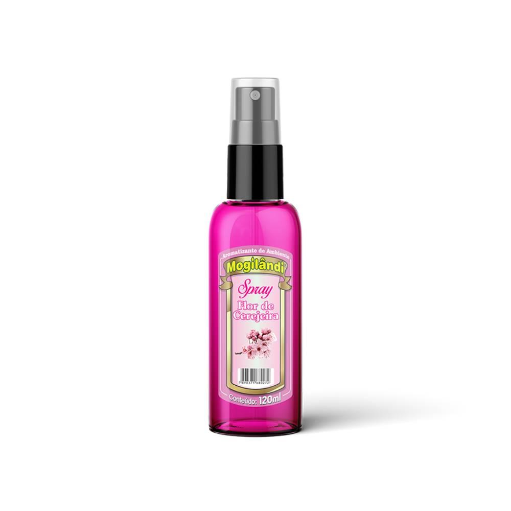 Aromatizante Ambiental Spray Flor de Cerejeira 120ml – MOGILÂNDI