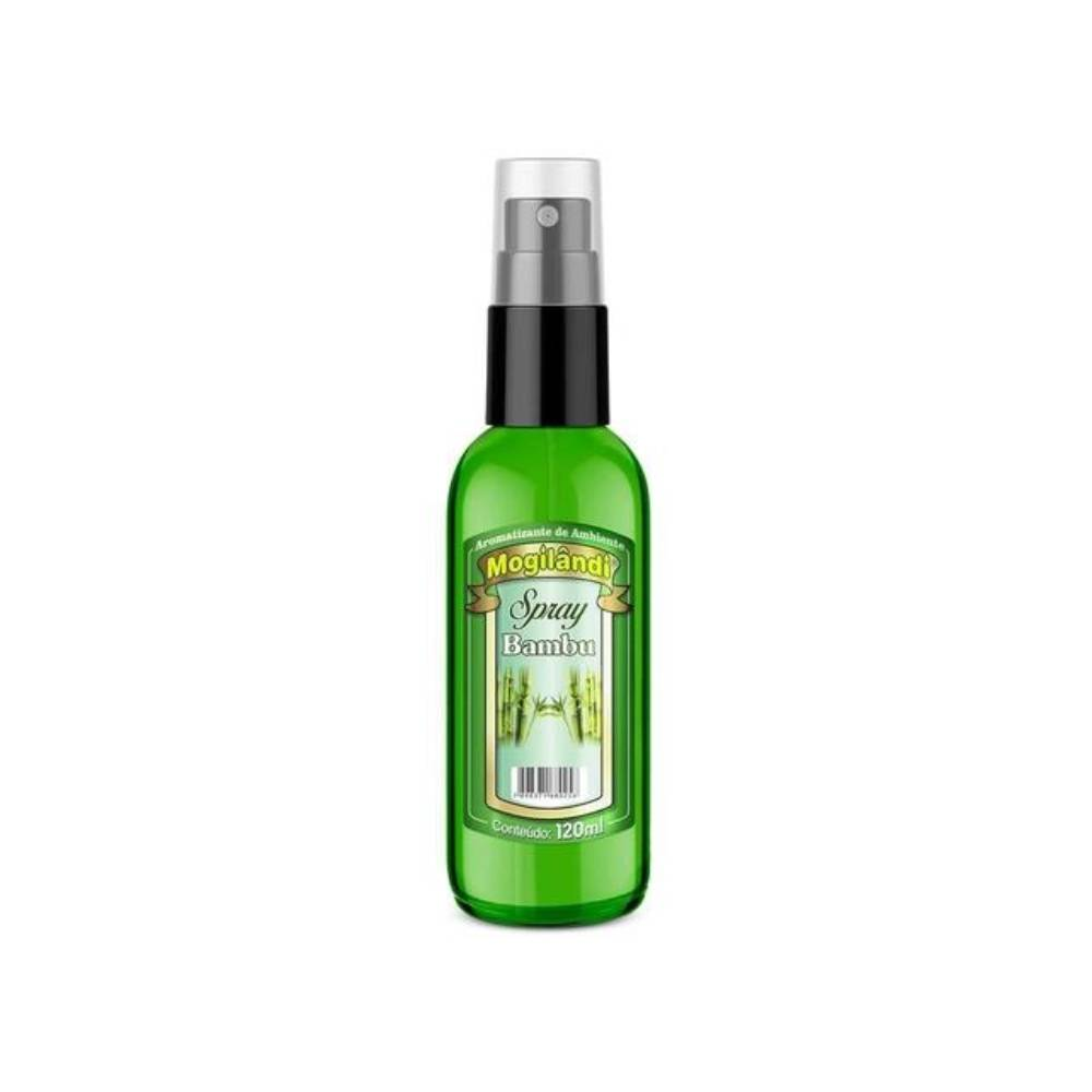 Aromatizante Ambiental Spray Bamboo 120ml – MOGILÂNDI