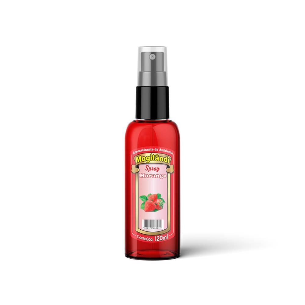 Difusor Ambiental Spray Morango 120ml – MOGILÂNDI