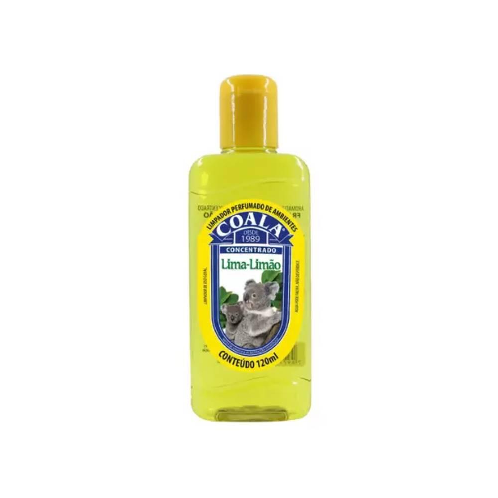 Limpador Concentrado Lima Limão 120ml – COALA