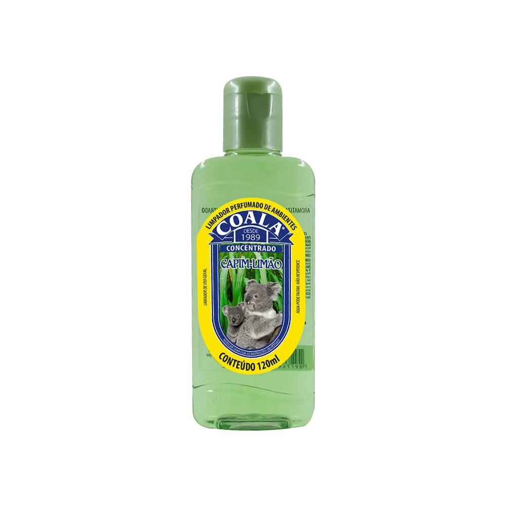Limpador Concentrado Capim Limão 120ml – COALA